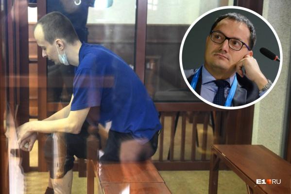 Данил Сергеев рассказал, что ждет Александрова если приговор оставят в силе