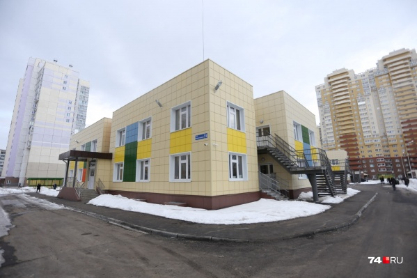 Так выглядит долгожданный детский сад в микрорайоне «Академ Riverside»