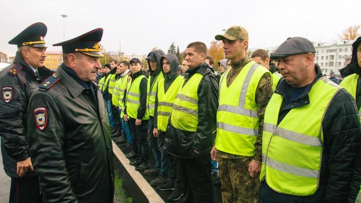 «Я готов извиниться»: начальник ГУ МВД России по Самарской области — о нехватке масок у полиции