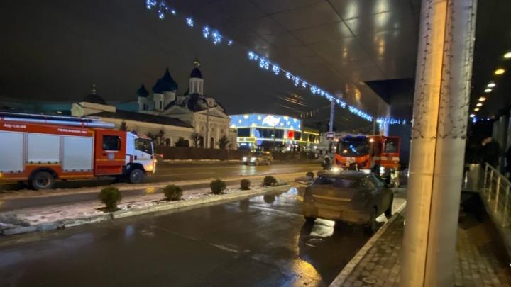 В Ярославле из отеля эвакуировали хоккейную команду