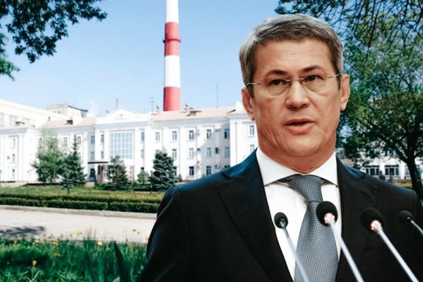 В разное время Хабиров то призывал «спасать предприятие», то сомневался в правильности передачи БСК частникам