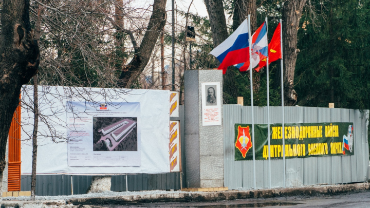 Медцентр для больных коронавирусом построят рядом с мэрией Омска
