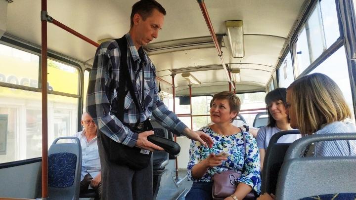 В Омске снова заработали льготные транспортные карты