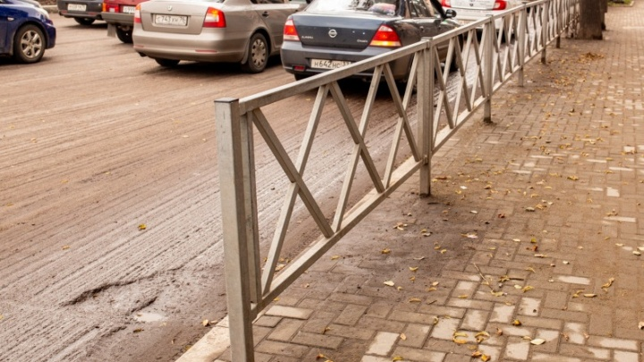 В мэрии Ярославля рассказали, что будут делать с лишними заборами вдоль дорог