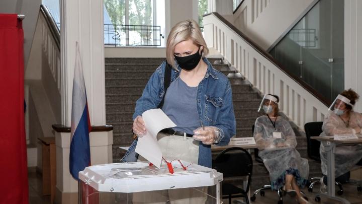 Почти 80% нижегородцев проголосовали за поправки к Конституции