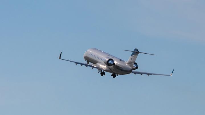 В Ростове пытался сесть «заминированный» самолет