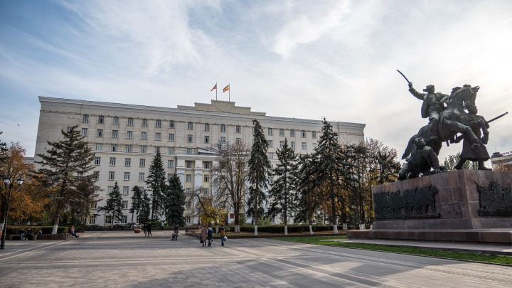 Стало известно, кто заменит в правительстве Ростовской области уволенного замгубернатора Рудого