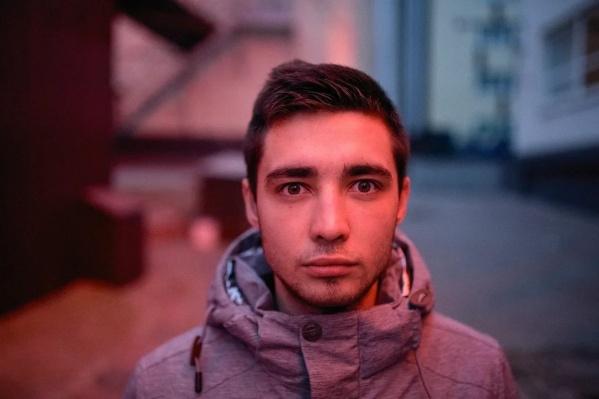 Студент-медик Рустам Мадеев в разгар пандемии работал санитаром в оперблоке, перепрофилированном под ковид