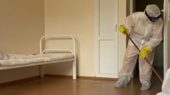 «У нас все замечательные, а санитары приносят добавочку»: пермячка — о лечении в ковидном отделении МСЧ № 1