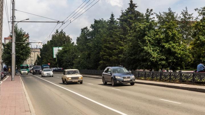 Где все? Утренние пробки в Новосибирске опустились всего до 2 баллов