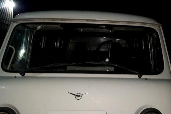 Застрелившие косулю мужчины стреляли по машине, в которой двигался егерь