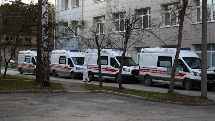 Перешагнули за тысячу: в Свердловской области еще 81 человек заразился коронавирусом