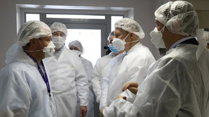 Министр здравоохранения РФ заявил о работе над увеличением финансирования медицины Поморья