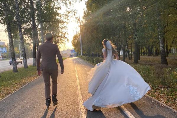 Перещеголять в оригинальности Алию и Кирилла вряд ли кому-то удастся