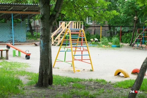 Ребёнок просто ушёл из садика во время дневной прогулки