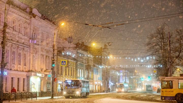 Британский циклон «Белла» изменит под Новый год погоду в центре России
