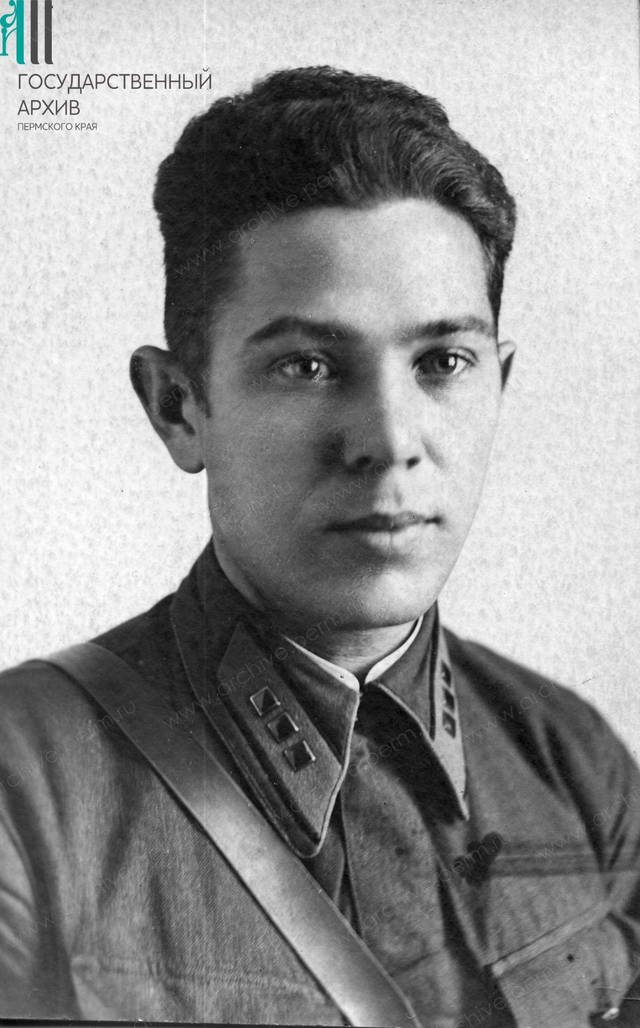 Борис в 1941 году