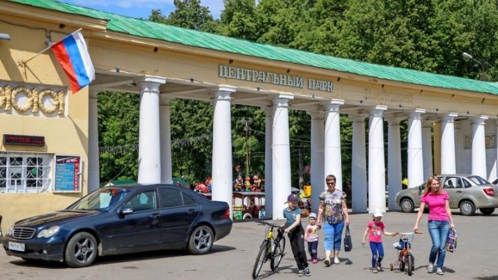 Нижегородцы попросили городского прокурора проверить законность благоустройства парка «Швейцария»