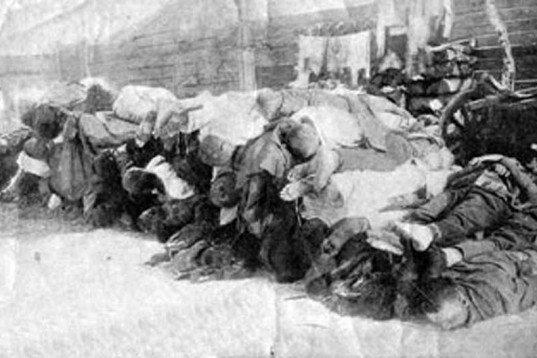 Эпидемии выкашивали сотни жителей города