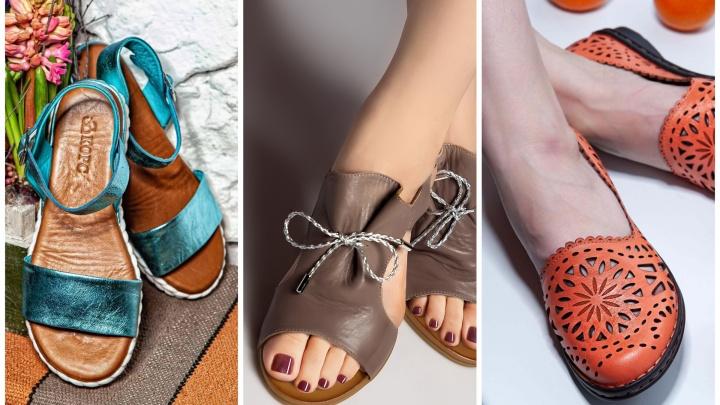 Ножки в центре внимания: модные босоножки, которые круто выглядят на фото и удобны не только на подиуме