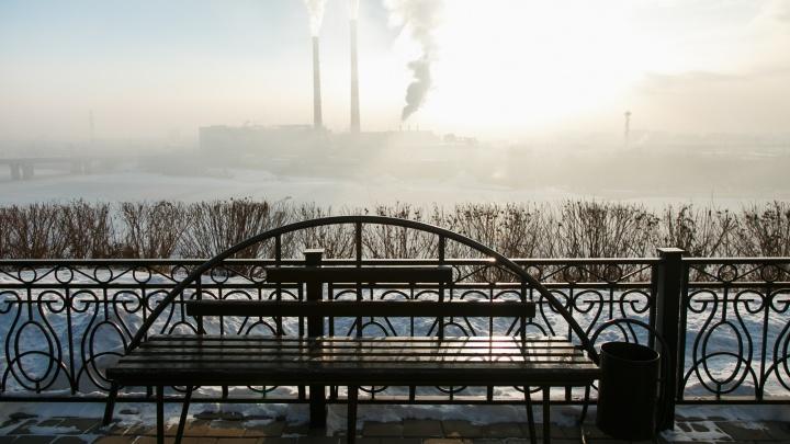 «Не нужно вешать на них всех собак»: замгубернатора Кузбасса объяснил, откуда в городах берется едкий смог