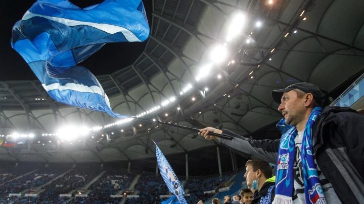 «Даже если не выигрываем, не имеем права проигрывать»: волгоградский «Ротор» улетел на матч с «Арсеналом»