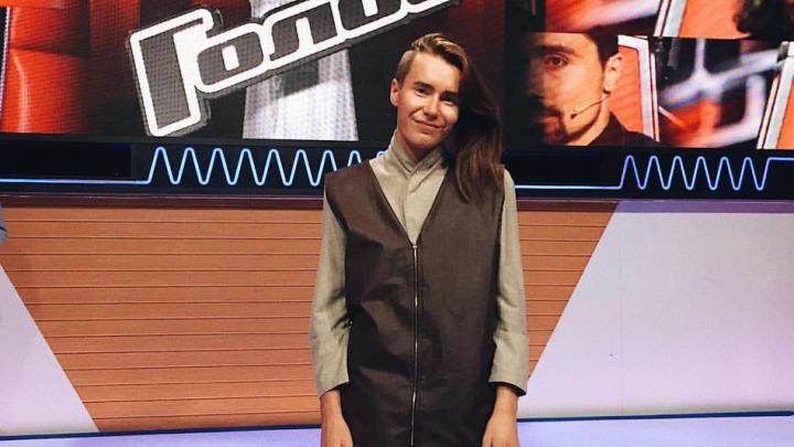 Конкурсант шоу «Голос» Миша Житов поздравил родной Архангельск с днем рождения