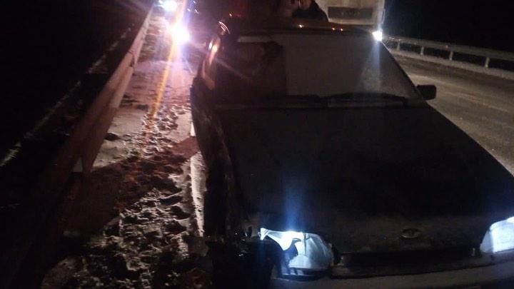 В Стерлитамакском районе Башкирии в ДТП погибла женщина