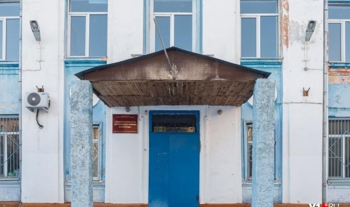 В Волгограде фундамент школы № 36 укрепят банкетами