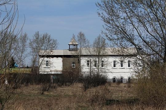 Заказан проект реставрации старинной церкви под Красноярском: в советские годы там была типография