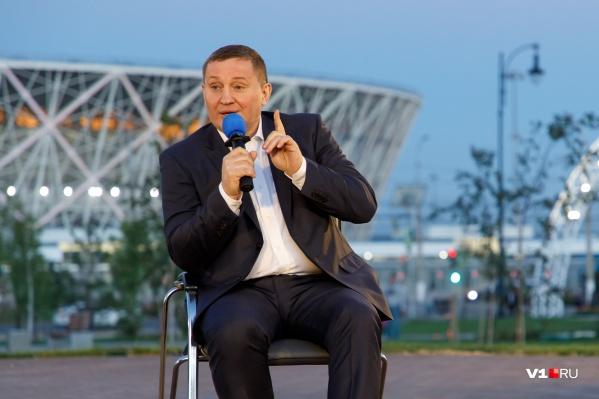 Андрей Бочаров не променял губернаторское кресло на депутатское