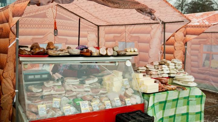 Власти Ярославля решили открыть в городе ярмарки