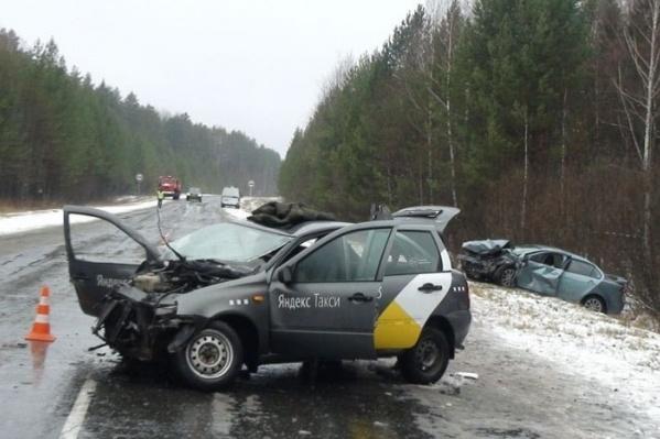 Машину 20-летний водитель Lada взял у друга