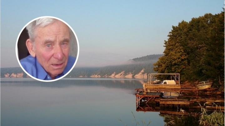 Нужны лодки, «кошки» и эхолоты: волонтеры просят о помощи в поисках 78-летнего пермяка