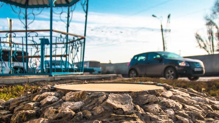 В Самаре могут появиться умные канализационные люки