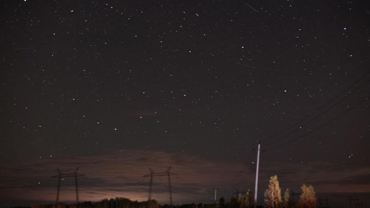 Кузбассовцы смогут увидеть звёздный ливень. Рассказываем, что для этого нужно сделать