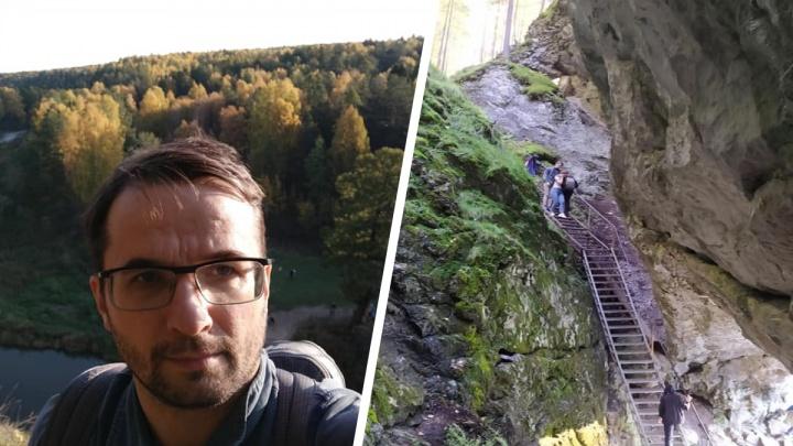 «Признал ответственность парка»: директор «Оленьих Ручьев» извинился перед туристом, на которого упал булыжник