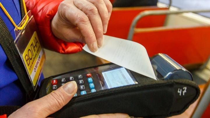 «Билеты приобретаем у водителя»: мэрия не вернула кондукторов на трамвайный маршрут №1