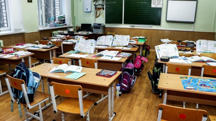 115 классов в 64 школах и 2 группы ННГАСУ переведены на дистанционное обучение из-за коронавируса