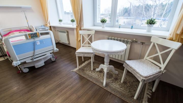 В новосибирском стационаре начали платно лечить пациентов с коронавирусом — цены доходят до 32тысяч за день