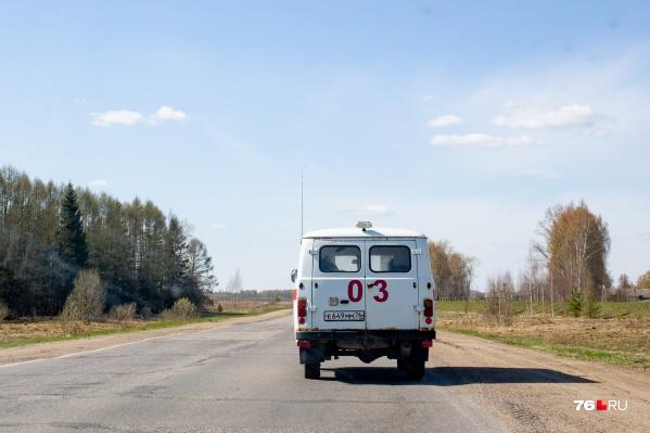 ДТП произошло на окружной дороге в Переславле-Залесском
