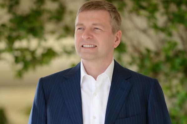 Дмитрий Рыболовлев — постоянный участник рейтинга