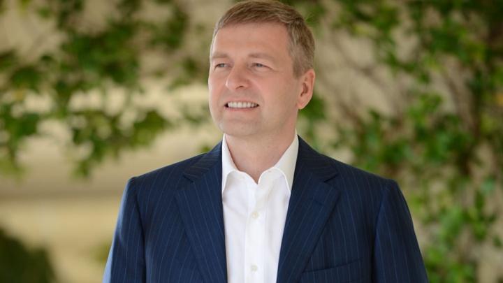 Дмитрий Рыболовлев занял 17-е место в списке богатейших людей России по версии Forbes