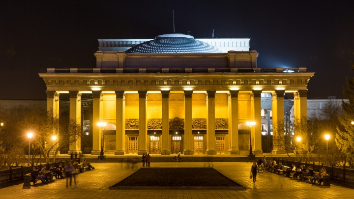 Оперный театр переносит спектакли и концерты из-за коронавируса