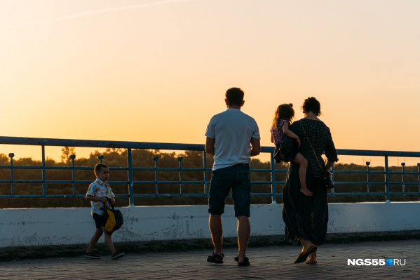 Почти каждый пятый житель Омской области — ребенок