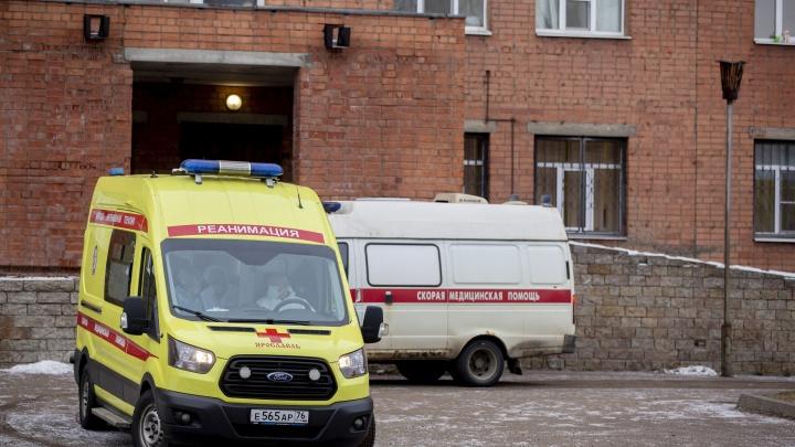 В Ярославской области от коронавируса за сутки скончались четыре человека