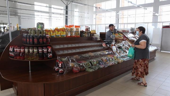 Открыли отремонтированный после пожара Дзержинский рынок в Ярославле: как он теперь выглядит