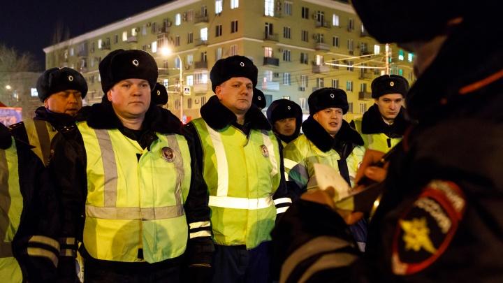 В Волгограде произошли кадровые перестановки в городской ГИБДД