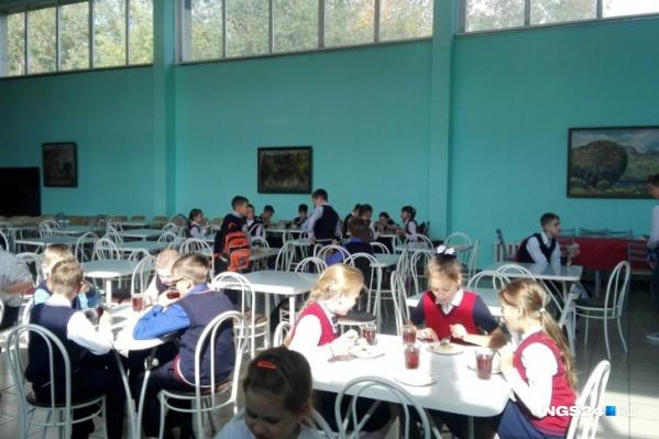 Скандалы с детским питанием то и дело возникают в Красноярском крае
