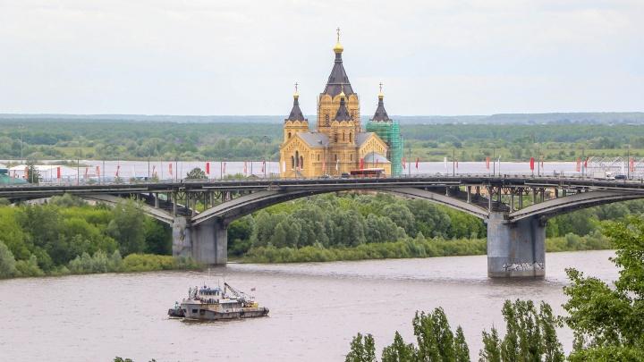 Канавинский мост и ещё ряд улиц в центре города перекроют на 2 дня